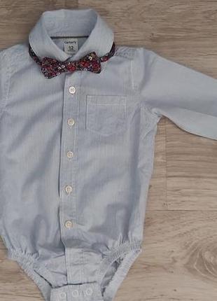 Carter's боді-сорочка
