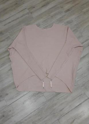 Нюдовый свитер