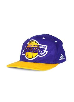 Adidas lakers los angeles nba cap крута кепка лейкерс