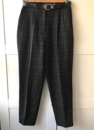 Великолепные брюки из тонкой шерсти от gardeur винтаж