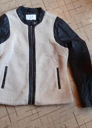 Куртка косуха коженка 50размер