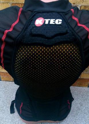 Защитный жилет для спины сноубордический , горнолыжный