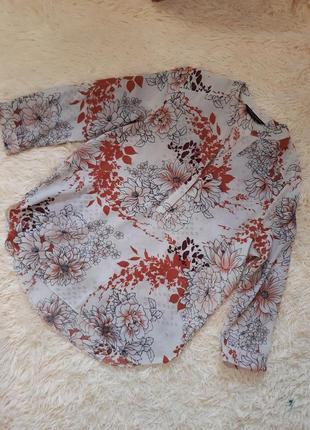 Блуза рубашка топ