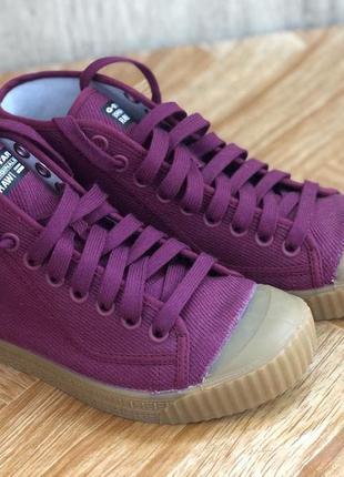 Мужские ботинки, кеды кроссовки g-star raw rovulc mid sneaker