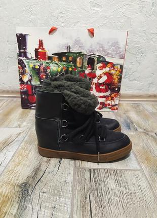 Isabel marant nowles snow boots 37 размер