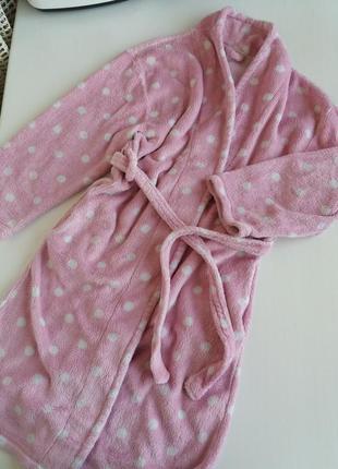 Банный халат primark на девочку 8-10лет