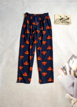 Тёплые домашние мужские штаны р.s-m george