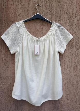 Новая красивая блуза батал tu woman