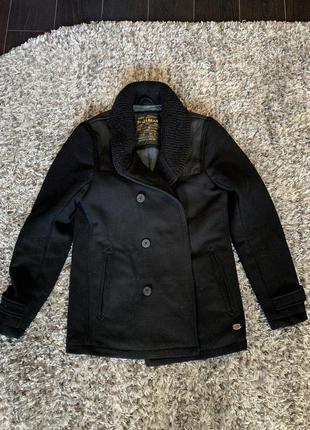 Пальто осеннее, демисезонное, тёплое