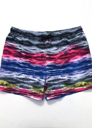 Мужские шорты-плавки с принтом primark