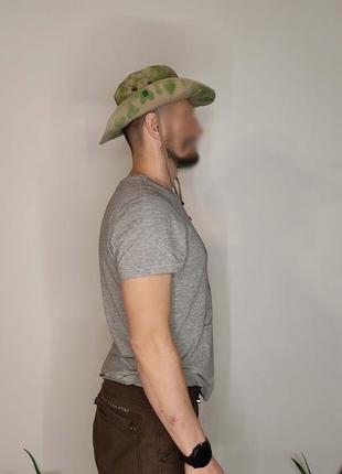 Miltec. шапка в стилі командос.