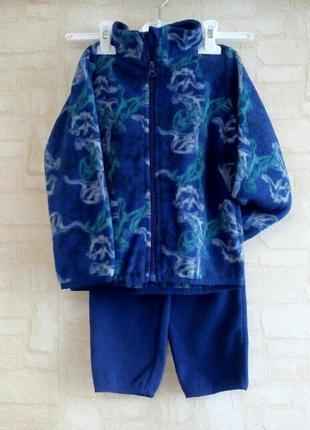 Тепленький костюмчик розмір 98-104