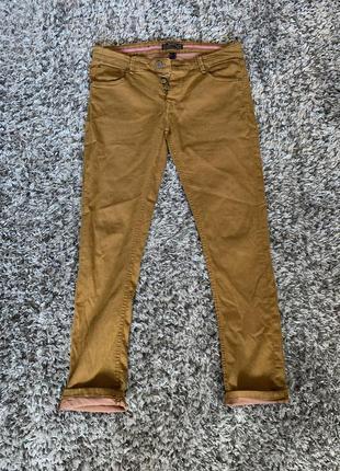 Брюки, штаны, слимы, джинсы bershka