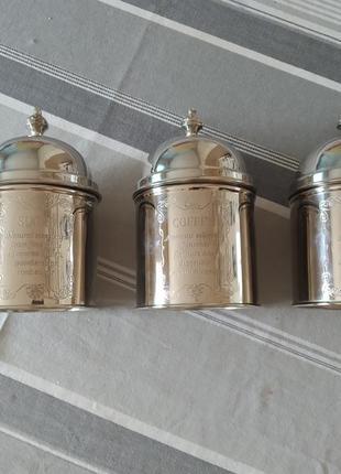 Набор для хранения чая.кофе и сахара.butlers
