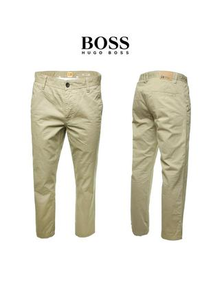Мужские штаны hugo boss orange оригинал