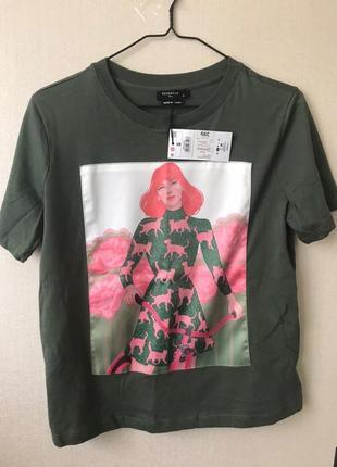 Нова футболка reserved