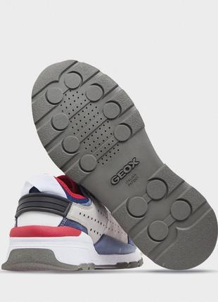Стильные мужские кроссовки geox. новые!