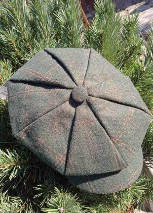 Кепи зеленая(кепка шляпа шапка)  lc waikiki  размер  one size