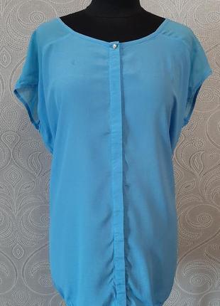 Блуза angelo marani шёлк