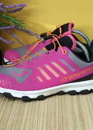 Женская обувь для бега dynafit vibram