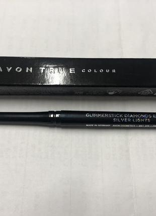 "Механический карандаш для глаз avon true ""silver lights"""