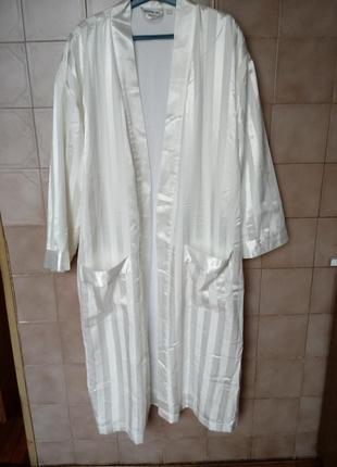 Роскошный брендовый  халат