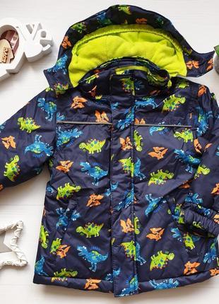 Термокуртка на хлопчика