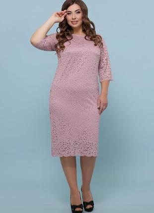Нарядное платье/батал