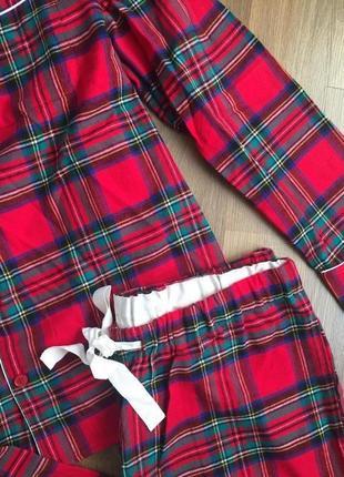 Красивая тёплая пижама marks & spenser