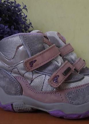 Детские ботинки elefanten.