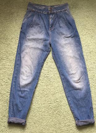 Мом джинс,высокие джинсы,мам джинсы