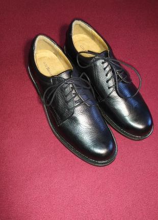 Мужские кожаные туфли g.h.bass 9.5м (28 см)