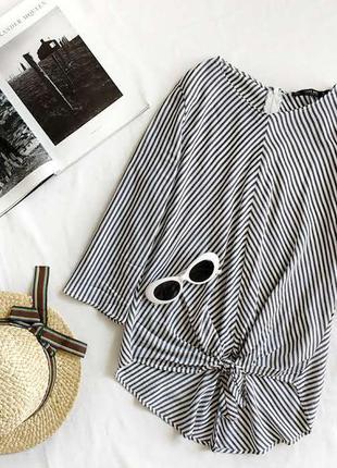 Красивая рубашка zara. из последних коллекций!