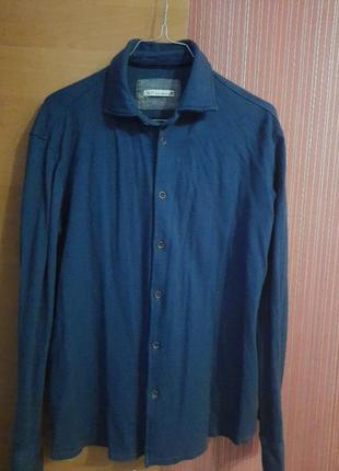 Рубашка block eleven
