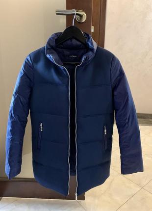 Стильный тёплый пуховик, куртка kira plastinina