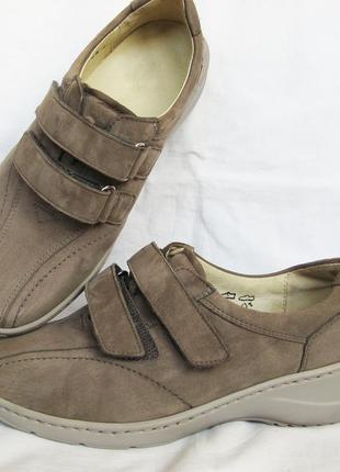8. туфли спортивные, кроссовки waldlaufer кожа - 36,5 р. на широкую