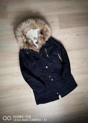 Парка куртка f&f