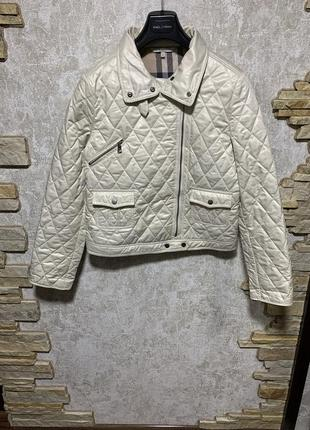 Куртка стеганка burberry