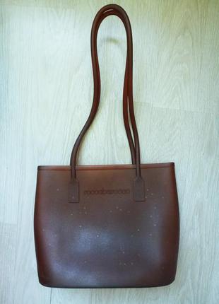 Мегасная силиконовая сумка roccobarocco оригинал (италия)