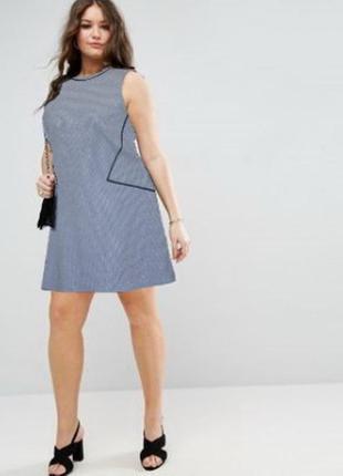 Платье туника marisota uk 20 большой размер