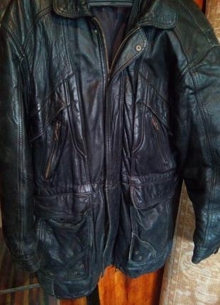 Куртка шкіра,мягенька