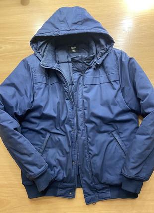 Мужская зимняя куртка l 48
