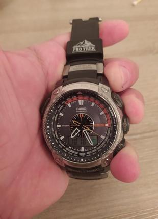 Часы casio prw-5000