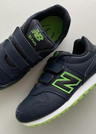 Мега стильные кроссовки new balance 500 👟 размер 30 - 30,5 (19-19,5 см) оригинал ❗❗❗