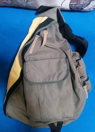 Однолямочный рюкзак gap