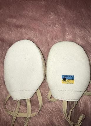 Полупальцы, получешки для художественной гимнастики3 фото