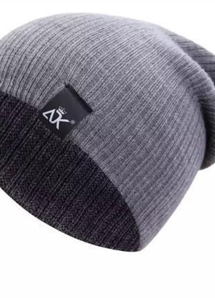 Осенние/зимние мужские шапки