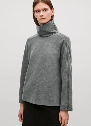 Шикарная блуза cos, p. m/ l