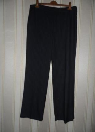 Женские брюки / штаны в полоску размер 42 // xl