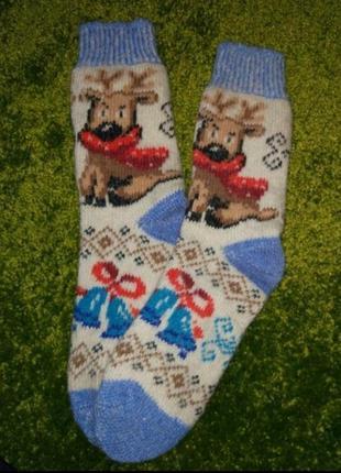 Носки hand made
